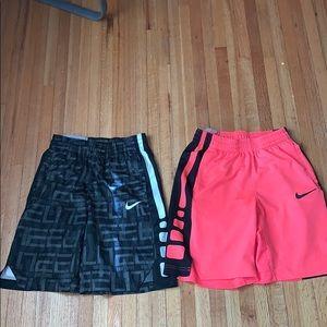 Nike Elite Kids Shorts Bundle :)